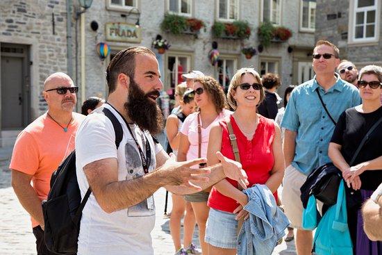 Quebec City free tour